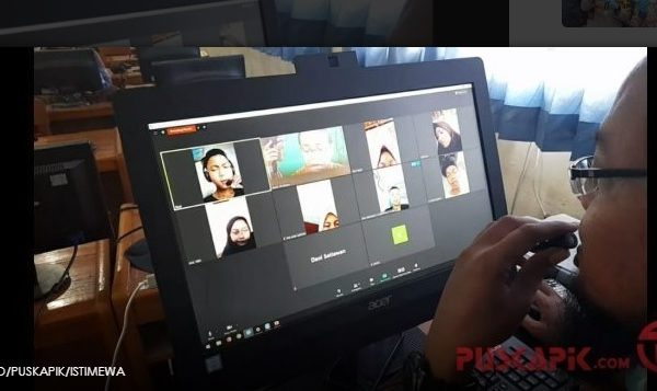 SMAN 3 Brebes Jadi Percontohan Kelas Virtual di Jateng